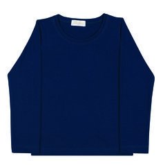 Toddler Clothing - Collection: 2014 Fall/Winter.  Name: Plain Jane Tee. Available in 4 colors. http://www.pullabulla.com/Plain-Jane-Tee-p/31707r.htm