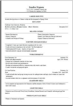Never Worked Resume Sample Joby Job Jobs Pinterest