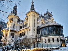Kretulescu Palace, Bucharest
