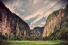 Harau Valley, West Sumatera - Indonesia