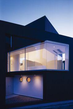 House in Higashi-Otsu #house #architecture