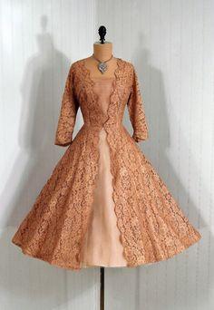 Dress  Emma Domb, 1950s  Timeless Vixen Vintage