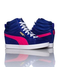 Puma Classic Wedge Sneaker