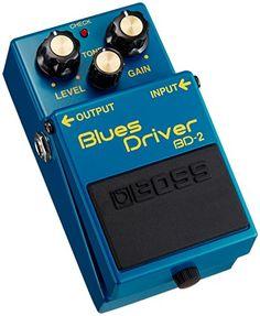 BOSS Blues Driver  BD-2 BOSS http://www.amazon.co.jp/dp/B000RW1QOU/ref=cm_sw_r_pi_dp_yZe-ub1GEG7RR
