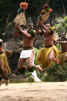 A visit to Fiji must include a show on Fijian culture & traditions. Numerous resorts & hotels offer this on a particular day during the week. Ask your hotel/resort.   Fijian men and women (and sometimes children) perform in traditional song and dances called the 'Meke'.   *Tourism Fiji photo.   *View more in Explore Fiji: http://viewer.e-digitaleditions.com/t/18754