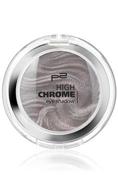 p2 cosmetics high chrome eye shadow 040 taupe chrome