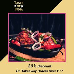 Jaflong Tandoori offers delicious Indian Food in East Dulwich, South East London Browse takeaway menu and place your order with ChefOnline. You can pay via cash. Order Takeaway, East London, Food Items, Indian Food Recipes, A Table, Menu, Favorite Recipes, Fresh, Heart