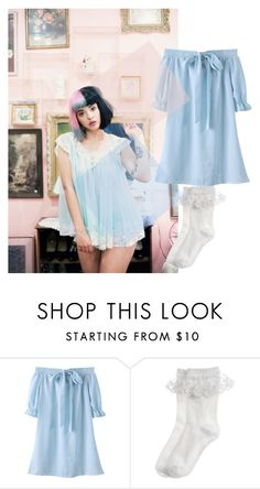 """""""Photoshoot with Melanie Martinez"""" by ines-lynch ❤ liked on Polyvore featuring Monsoon"""