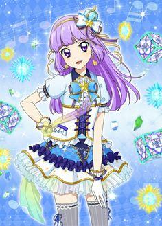 Dành cho những bạn yêu thích và muốn hóa thân vào anime Aikatsu.