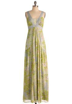 Garden Party Goddess Dress (front) | ModCloth.com