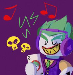 ~Jokes on you Batsy~ — Clown Prince of Crime (Lego Joker Playlist)
