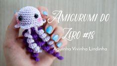 Amigurumi do Zero #18 - Aguinha Vivinha Lindinha