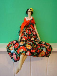 Tilda Frida Kahlo - Lu Gastal