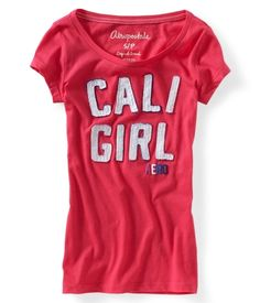 33c08eb9b Cali Girl Graphic T Pink Nation, Cali Girl, Hoodies, Sweatshirts, Guys And