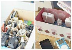 Ideas para organizar la casa. Uno de los propósitos para este nuevo año. | Decoración