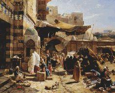 Market In Jaffa
