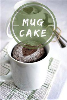 """Ciao ragazze, oggi accantoniamo un po' il beauty per dedicarci a qualcosa di più goloso: le mug cakes. Più semplicemente detta 'torta in tazza', è una """"tecnica"""" spopolata in America (e nel resto del mondo) negli ultimi anni, ma non… Nutella, Mugs, Tableware, Sweet, Desserts, Recipes, America, Cakes, Copycat"""