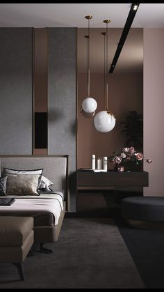 Rustic Bedroom Ideas - All the bedroom design ideas you'll ever before need. Rustic Bedroom Ideas – All the bedroom design ideas you'll ever before need. Locate your style Modern Bedroom Decor, Scandinavian Bedroom, Modern Luxury Bedroom, Modern Minimalist Bedroom, Art Deco Bedroom, Modern Room, Modern Decor, Bedroom Layouts, Bedroom Ideas