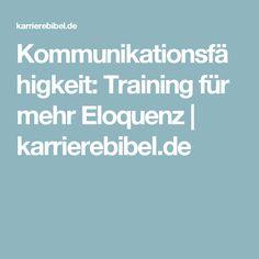 Kommunikationsfähigkeit: Training für mehr Eloquenz   karrierebibel.de
