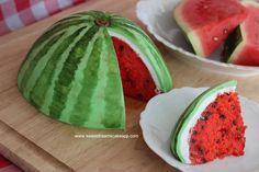 Watermelon Cake | Sweet Dreams Cake App – IPhone, IPad, IPod Cake Decorating App