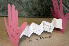 Grandparents Day Craft from Activity Mom