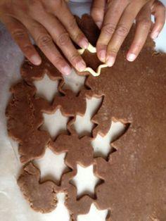 Christophe Felder, Kinds Of Cookies, Good Food, Yummy Food, Biscuit Recipe, Easy Cooking, I Foods, Gingerbread Cookies, Cookie Recipes
