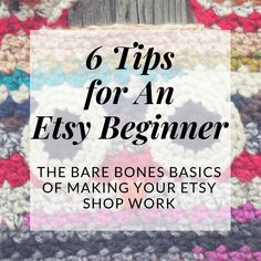 Is Etsy right for you? Are you ready to sell your handmade goods online but you don't know where to start? Learn the basics for starting out on Etsy.