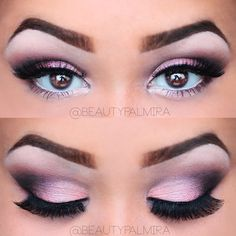 #Valentine's Day Look by Palmira R. Click the pick to see what products she used. #makeup #beauty #valentines