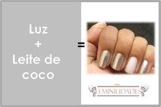 Unhas da semana - Um sonho de prata! - http://feminilidades.com.br/2013/01/05/unhas-da-semana-um-sonho-de-prata/