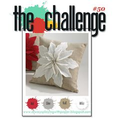 Always Playing with Paper: The Challenge #50 {A Christmas Colour Challenge}