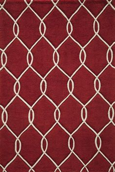 BLISS BS-12 Red RUG