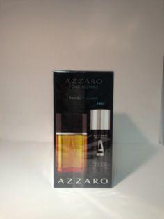 Azzaro Pour Homme for Men 2pc Gift Set 3.4 Oz Eau De Toilette, 5.1 Oz Deodorant by Azzaro. $58.88. Azzaro Pour Homme for Men 2pc Gift Set 3.4 Oz Eau De Toilette, 5.1 Oz Deodorant. Azzaro Pour Homme for Men 2pc Gift Set 3.4 Oz Eau De Toilette, 5.1 Oz Deodorant