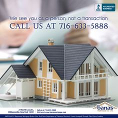 Getting a mortgage through a bank can be a frustrating and time-consuming process. After the endless paperwork and negotiating, you are still not guaranteed to receive the home loan you need. Banas Mortgage is different. Give us a call and set up a consultation. Let us show you how you can be more than just a transaction!  #BanasMortgageCo #MortgageBroker