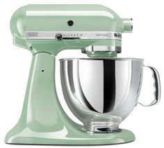 Amazon.com: KitchenAid KSM150PSER Artisan Series 5-Quart Mixer, Pistachio