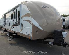 "New 2013 Cruiser RV Enterra 303BHS - our new ""home"" on wheels!"