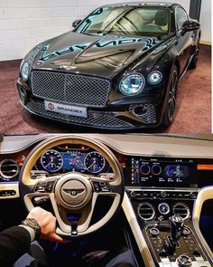 Bentley Continental GT First Edition - This is a damn car, no helicopter . - Bentley Continental GT First Edition – This is a damn car, no helicopter … - Luxury Sports Cars, Top Luxury Cars, Sport Cars, Bentley Auto, Bentley Gt Continental, Supercars, Voiture Rolls Royce, Carros Audi, Mercedes Benz Autos