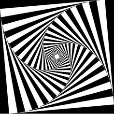 Illustration about Op art, also known as optical art, is a style of visual art that makes use of optical illusions. Illustration of novelty, black, escher - 28323910 Illusion Kunst, Illusion Drawings, Optical Illusion Art, Optical Illusions Drawings, Tessellation Patterns, Doodle Patterns, Henna Patterns, Doodle Borders, Easy Patterns