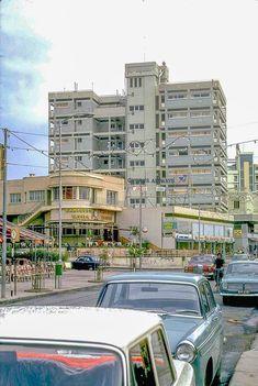Η πολύχρωμη Αμμόχωστος λίγο πριν την εισβολή του '74 [ΕΙΚΟΝΕΣ]   City Free Press Famagusta Cyprus, Multi Story Building, City, Travel, Jfk, Lonely, Cyprus, Historia, Viajes