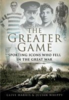 Sporting Icons Who Fell in the Great War.  Amongst the many thousands of lives tragically cut short in #WW1 were hundreds of young men who had athletic and sporting promise. This book studies 14 professional sportsmen who gave their lives in that most vicious of conflicts. It also looks deeper into the impact that the War had on professional sport in Britain and the raising of sportsman-specific Pals units that enabled a number of these men to serve side-by-side in the trenches