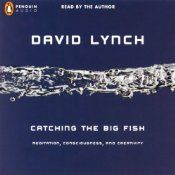 """In Catching the Big Fish, internationally acclaimed filmmaker David Lynch provides a rare window into his methods as an artist, his personal working style, and the immense creative benefits he has experienced from the practice of meditation. Lynch describes the experience of """"diving within"""" and """"catching"""" ideas like fish and then preparing them for television or movie screens, and other mediums in which he works, such as painting, music, and design."""