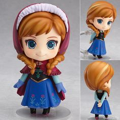 AmiAmi [Character & Hobby Shop] | Nendoroid - Frozen: Anna(Pre-order)