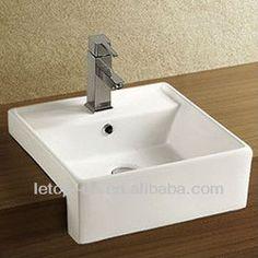 Fairmont Designs apron sink vanity.