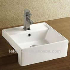 Public Unique Bathroom Sink Apron
