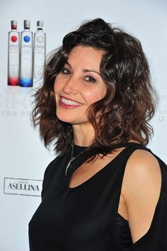 Actress Gina Gershon attends the 2011 CIROC The New Year party at Gansevoort Park Avenue on December 31, 2010 in New York City.