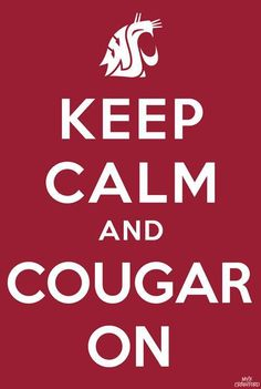 Go Cougs ♥