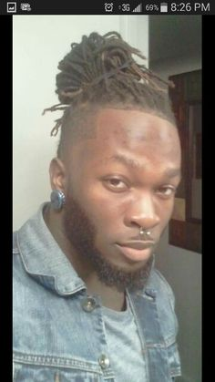 Faux Locs For Men Using Marley Hair Hairography