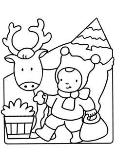 Kleurplaten Peuters Kerstmis.22 Beste Afbeeldingen Van Kerstmis Kerstmis Kerstboom