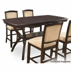 Counter HT Table | Gathering Height | Dining Rooms | Art Van Furniture - Michigan's Furniture Leader