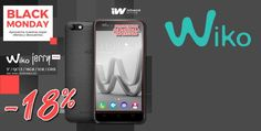 Black Friday Wiko con el modelo Jerry max