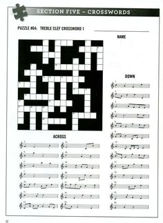 Puzzler Enjoy this free music activity from Alfred Music's Music Puzzler.Enjoy this free music activity from Alfred Music's Music Puzzler. Piano Lessons, Music Lessons, Music Education Lessons, Education Posters, Education Logo, Education Quotes, Music Theory Worksheets, Middle School Music, Music Lesson Plans